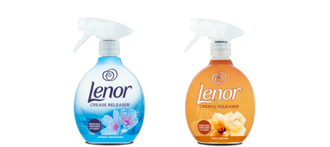 Lenor Product Range