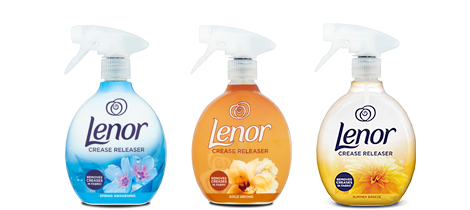 Lenor Product Range
